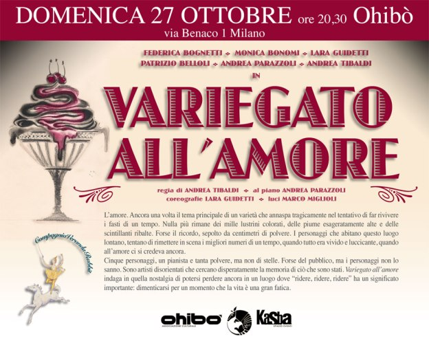 variegato all'amore